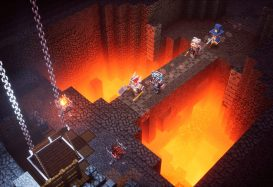 Preview: Minecraft Dungeons