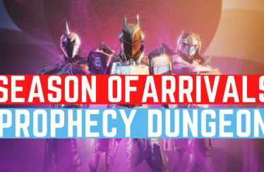 Destiny 2 Prophecy Dungeon – First Look
