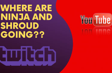 Where will Ninja and Shroud go to stream? Facebook Gaming? Twitch? Youtube?