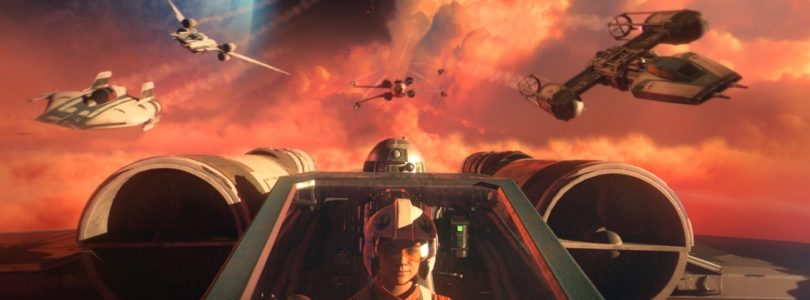 Star Wars: Squadrons Game Revealed