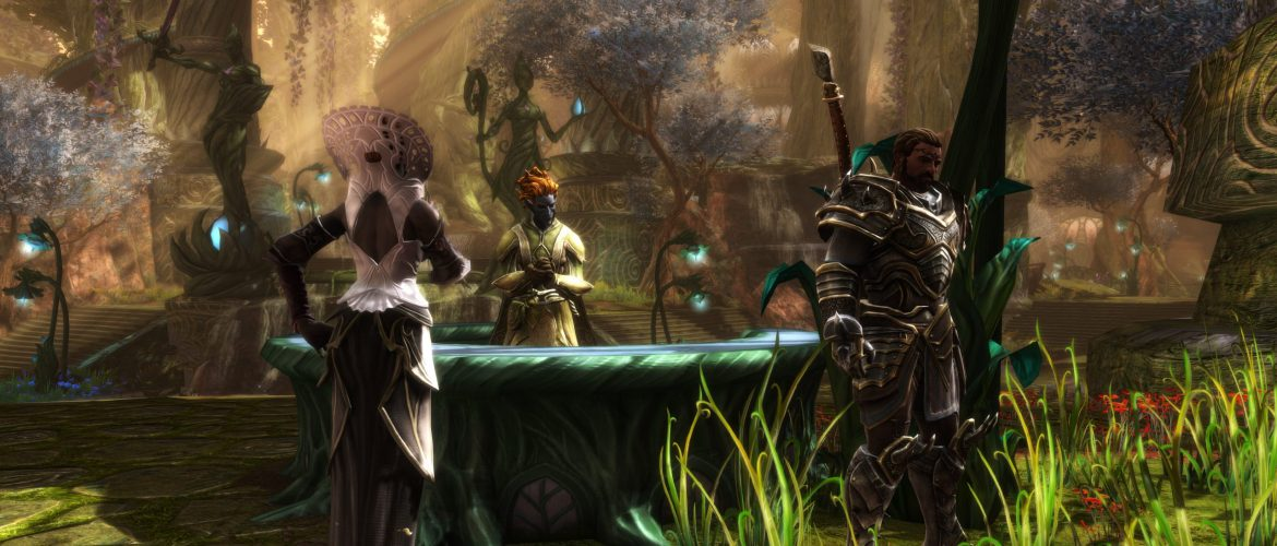 Kingdoms of Amalur: Re-Reckoning – Ready to Return to the Faelands?