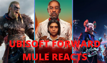 Ubisoft Forward – Extended Valhalla Reveal: Mule Reacts