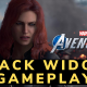 Marvel Avengers – Black Widow Gameplay