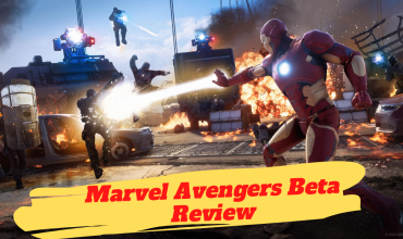 Marvel Avengers Game BETA Review  And Ironman Gameplay