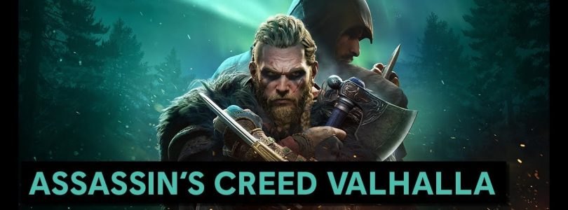 New Story Trailer for Assassins Creed Valhalla
