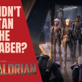 Why Didn't Bo-Katan Take The Darksaber? | The Mandalorian Season 2 Finale