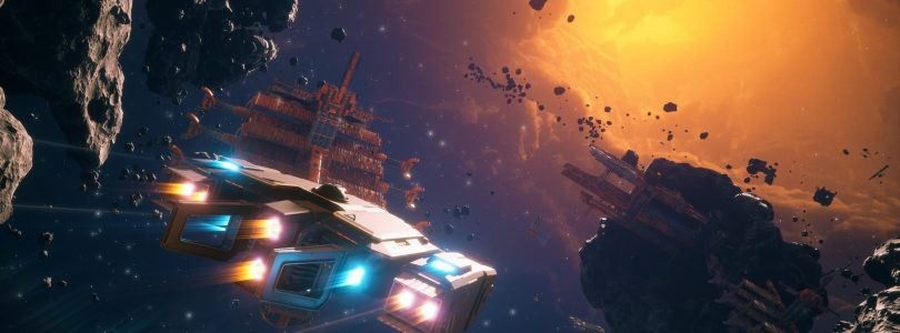 EVERSPACE 2 Early Access Gunship Screenshot 02