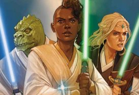 Review – Star Wars: High Republic #1 – A New Era of Star Wars Comics is Here