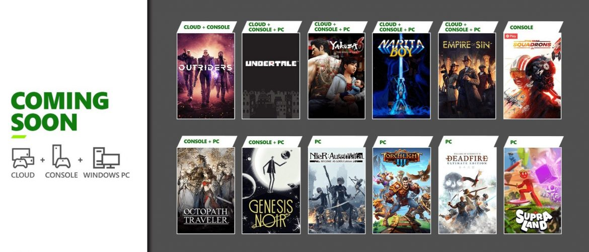 A Huge Month for Xbox Game Pass!!!