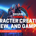 Mass Effect Legendary Edition | Character Creation, Review, And Gameplay