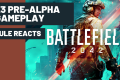 Battlefield 2042 E3 Pre-Alpha Footage   Mule Reacts With Community
