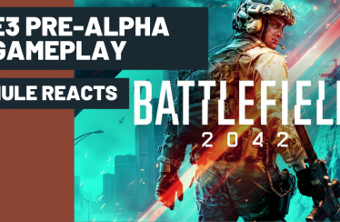 Battlefield 2042 E3 Pre-Alpha Footage | Mule Reacts With Community