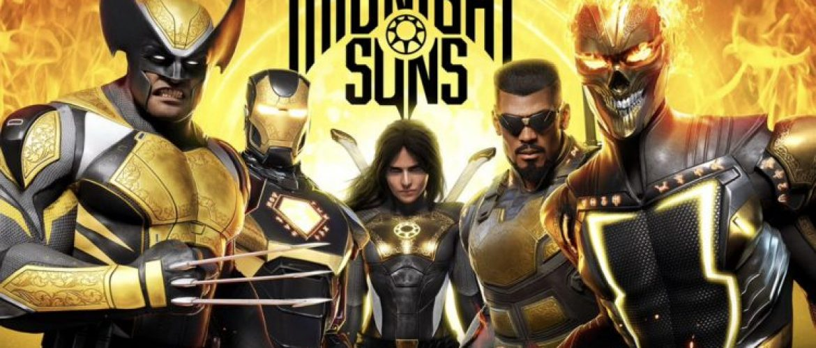 Midnight Suns Trailer just dropped, and it's FIRE!