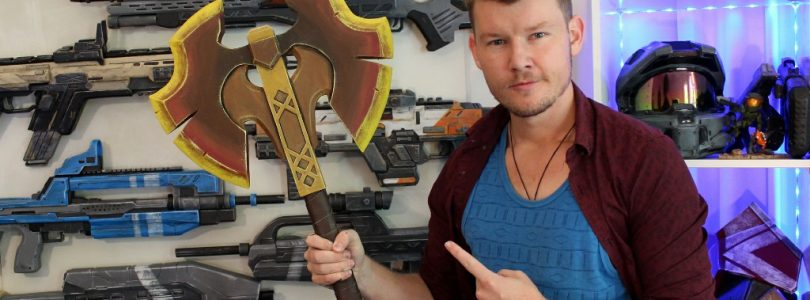 Interview with Andrew DFT – Master Cosplay and Prop Builder