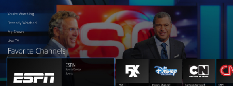 PlayStation Vue Feature